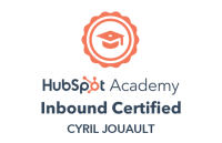 Certification Hubspot Inbound Marketing