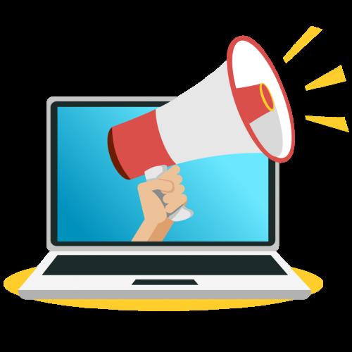 Obtenez des prospects avec un site web visible
